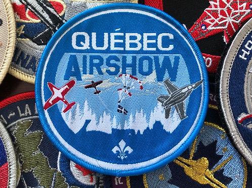 Patch Québec Airshow