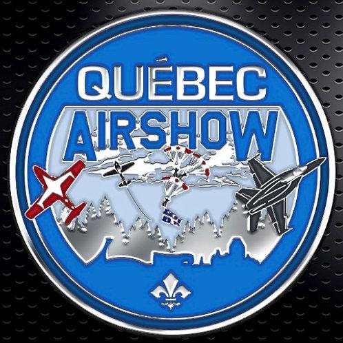 ''Coin'' Québec Airshow