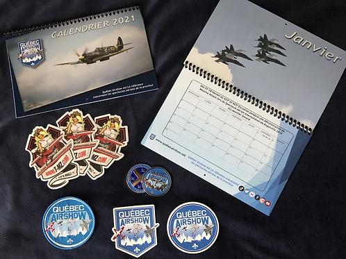 Québec Airshow Fan Pack