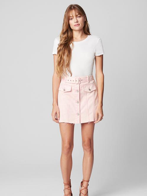 Blank NYC Tutti Frutti Belted Skirt