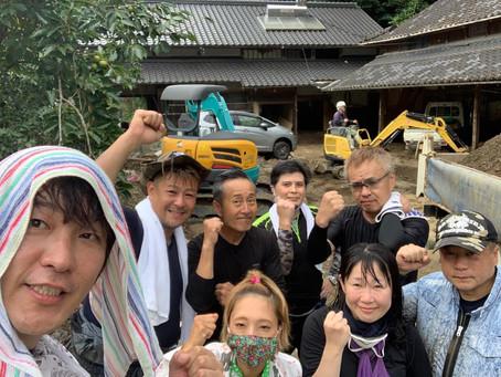 熊本の豪雨災害ボランティアに行ってきました。メディアが報じない熊本被災状況のリアルを伝えます‥