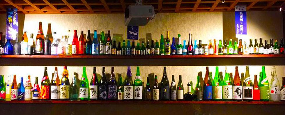 佐世保唯一の日本酒バータイムアバウト