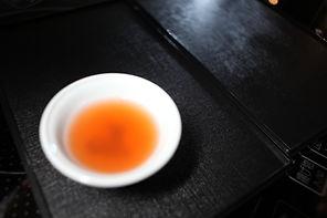 煎り酒で刺身を食す佐世保唯一の日本酒専門店たいむ.JPG