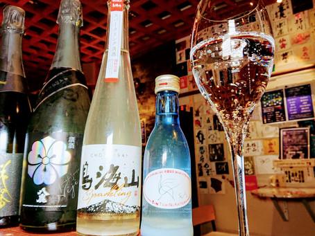 世界基準で美味しい『本当の』スパークリング日本酒を佐世保でも味わって欲しい。