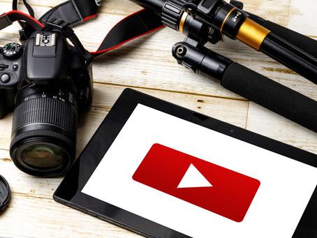 アットホームにYouTubeを楽しむ、少人数制!YouTube実践編ワークショップ♪