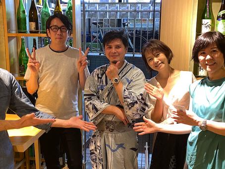 関東出張楽しすぎ!日本酒まみれの三日間のはなし。
