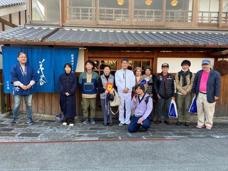 花の香酒造、神田清隆さんと1day ツアートークイベント【土地を醸し美酒を醸す】を実施しました♪