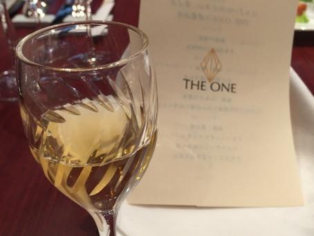 食と日本酒のマリアージュ、地中海料理THEONE