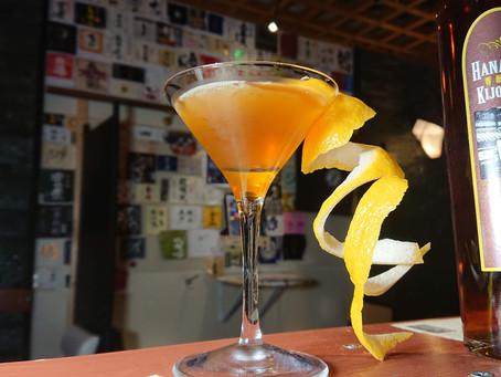 日本酒の常識をうちこわせ!琥珀色の熟成酒で美味しいカクテル制作!