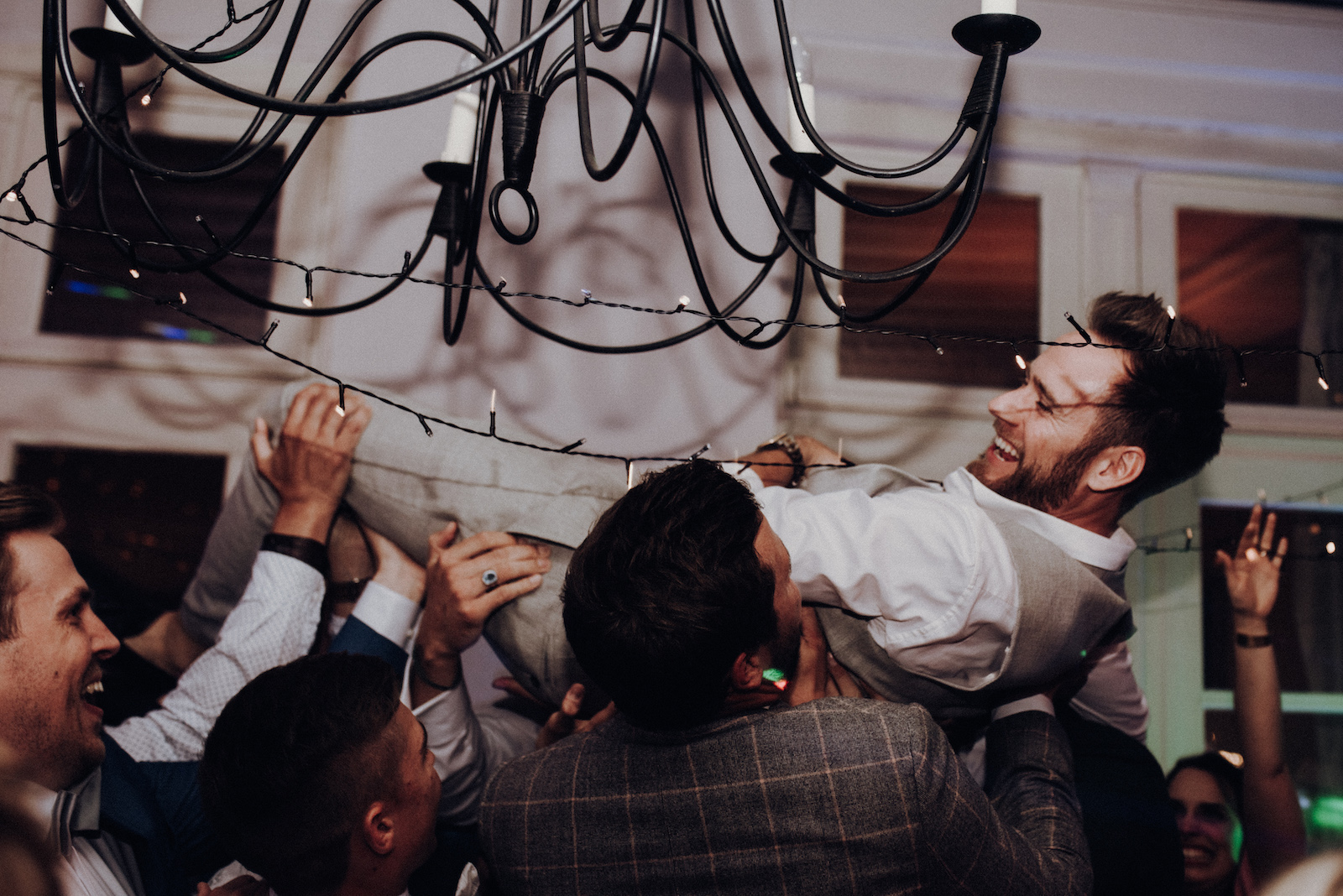 Hochzeitsfeier, Gut-Bliestorf