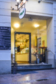 Location, Café Erdapfel, Lübeck