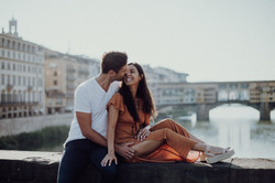 Verlobungsshooting-Florenz