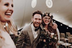 Brautstraußwurf, Gut Bliestorf