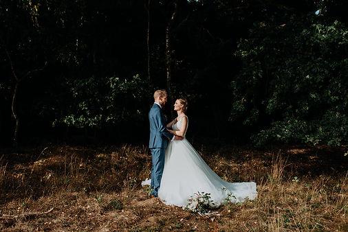 Hochzeit-und-Brautpaarshoot-Waldhalle-Mö