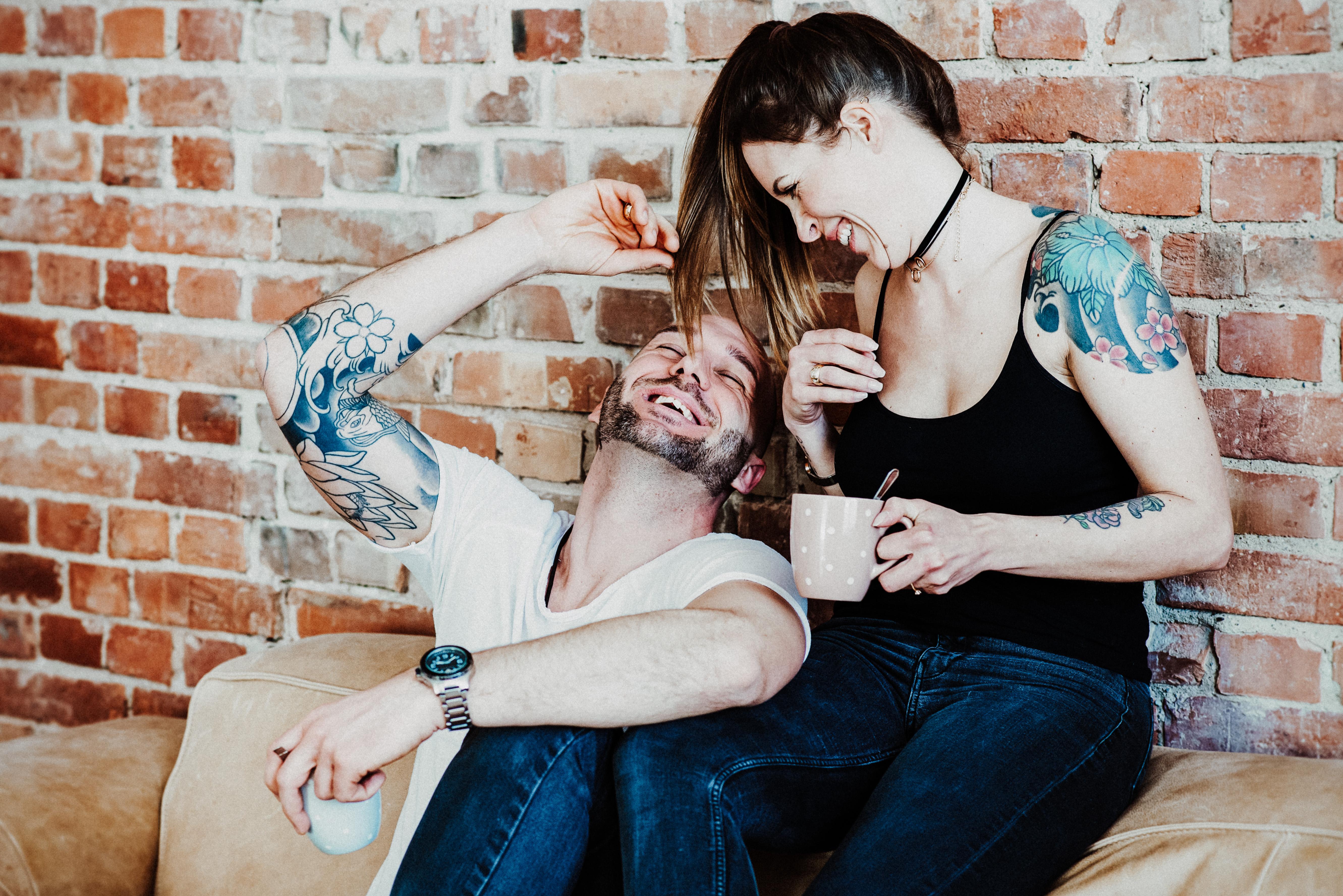 Paarshooting - Ariane & Lars