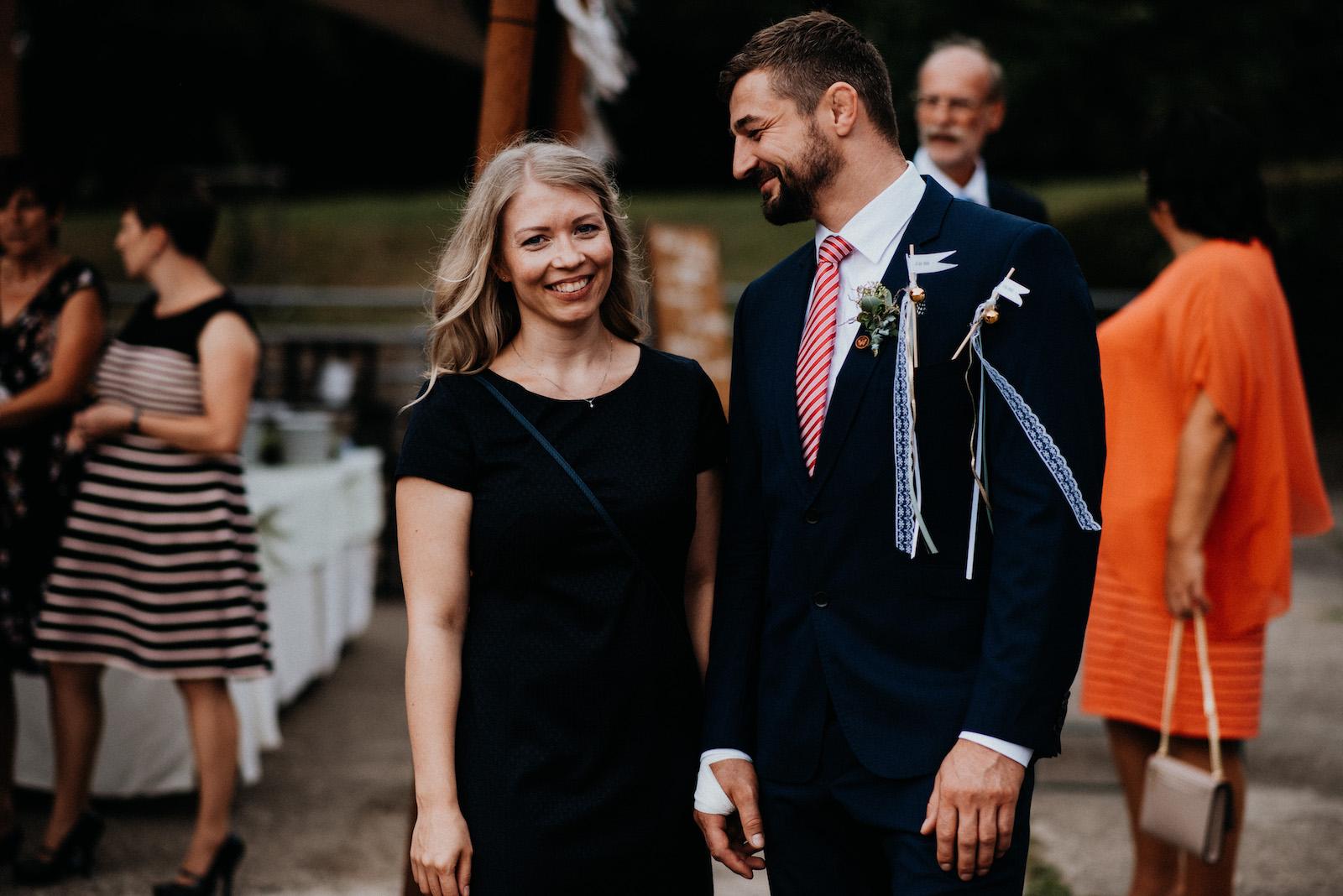 Hochzeitsgäste-Gut-Moenkhof