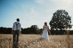 Toskana-Brautpaarshooting