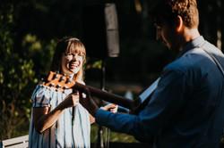 Hochzeitsmusiker-Herzwispern