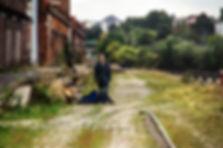 Fotoshooting The Project, Lübeck Media Docks, Künstlerportrait