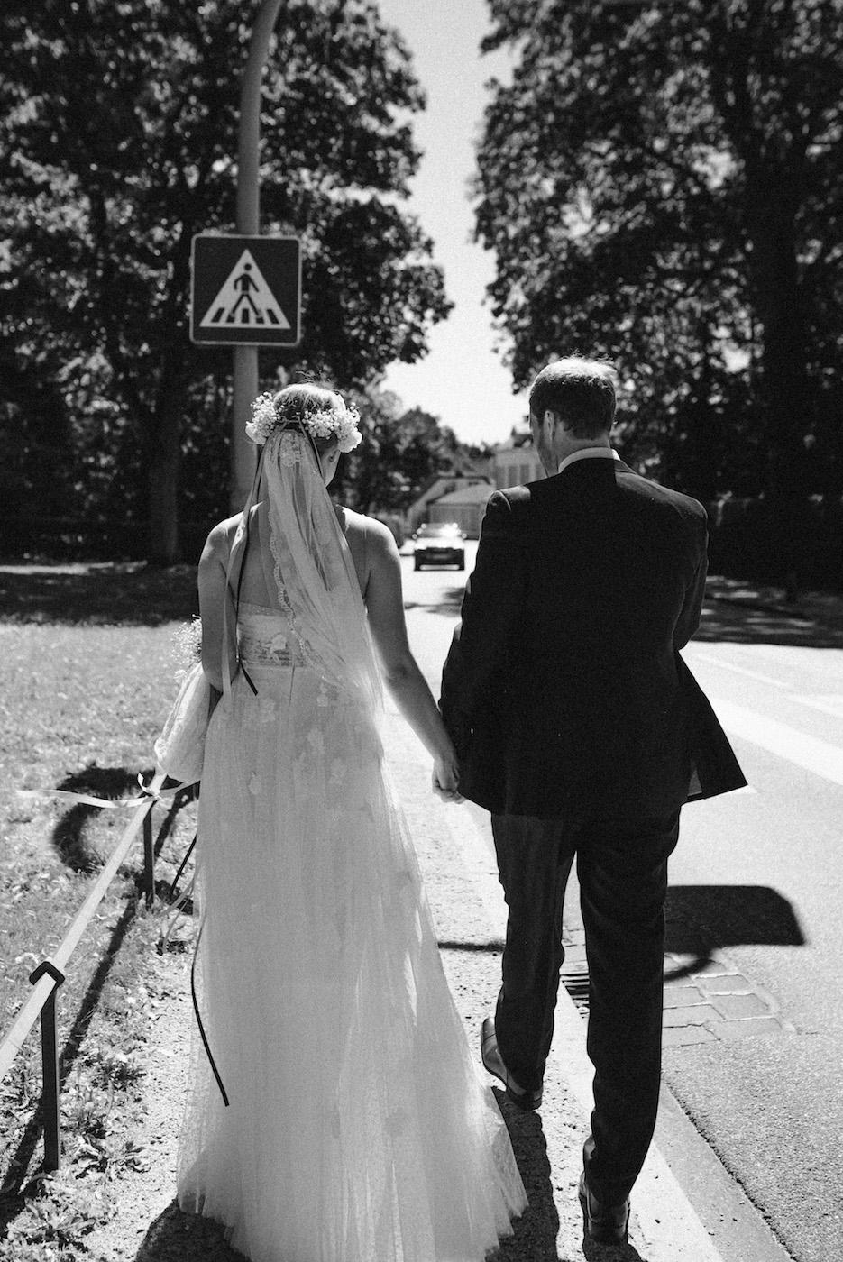 Hochzeitspaar-Hamburg