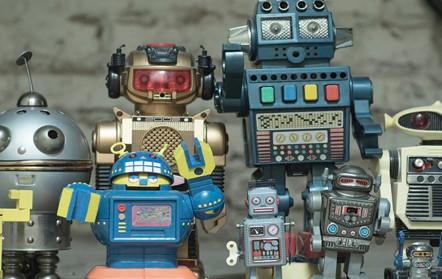 La revolución robótica