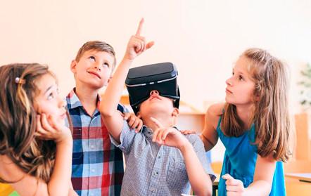 Las 8 tendencias educativas de las aulas del futuro, según Google for Education