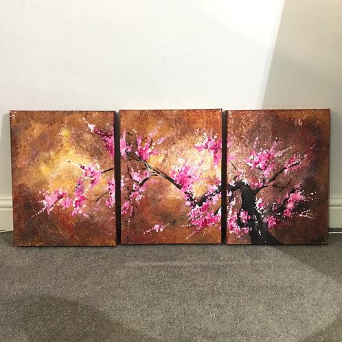Blossom 3 canvas