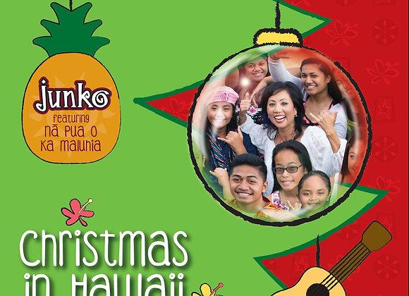 Christmas in Hawaii CD