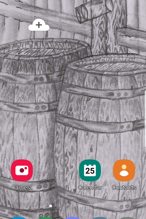 JAJ Art Mobile Phone Wallpaper