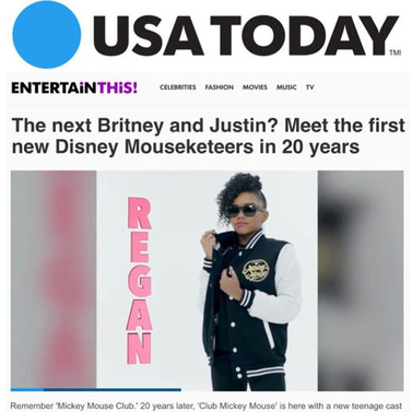 USA Today: Disney's Mouseketeers