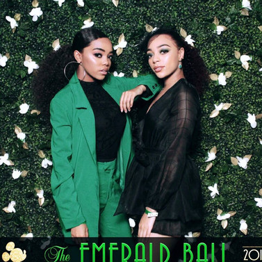Disney's Emerald Ball: RYBE