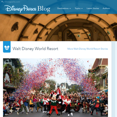 Club Mickey Mouse: disney parks magical christmas parade on ABC