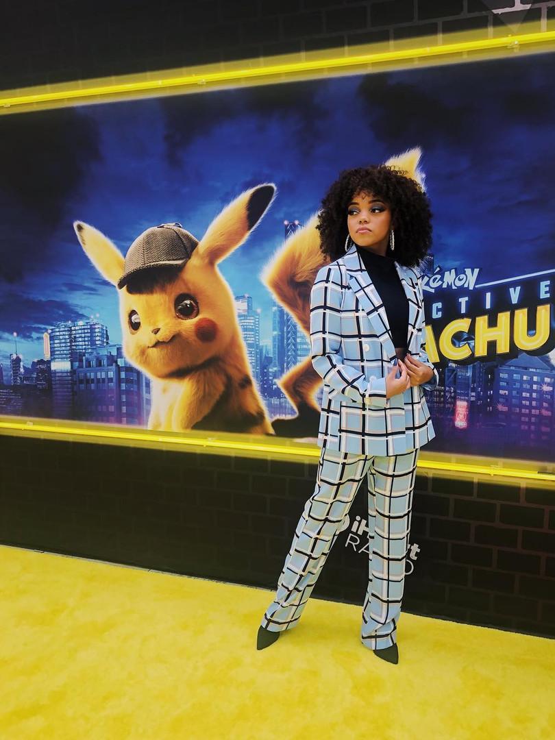 Detective Pikachu Premeire