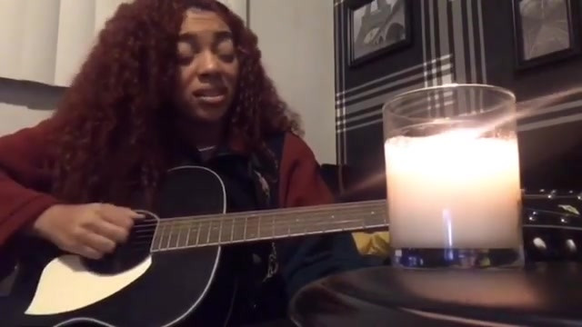 """Ryan Asher x """"Wish You Were Gay"""" (Billie Eilish) cover #Candlelight Series"""