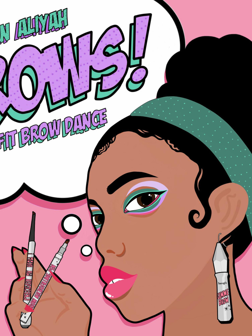 Brows (Benefit Brow Dance)