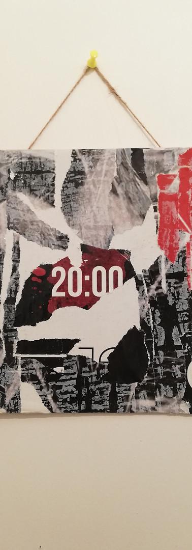 Affiche l'Atabal Biarritz, 2018