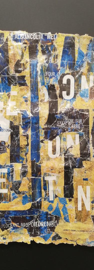 Affiche L'Atabal Biarritz, 2017