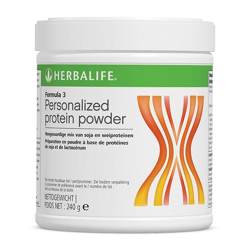 Formula 3 Personalized protein powder 240g