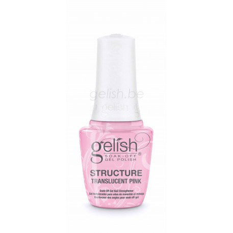 Brush On Structure Gel Translucent Pink 15ml