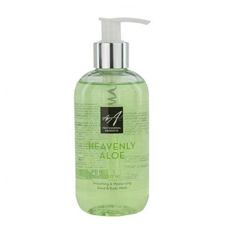 Heavenly Aloe Hand & Body Soap 250ml | Abstrac