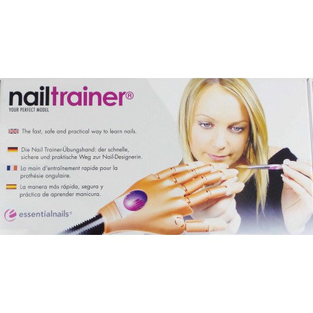 Nail Trainer Oefenhand