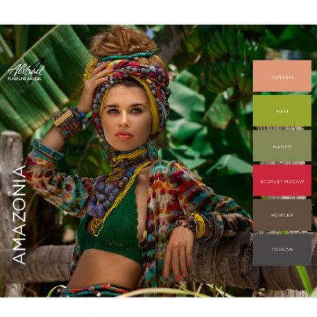 Amazonia Collection Plastiline | Abstract
