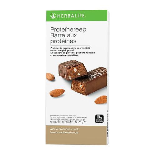 Proteïnereep vanille amandel 14 repen van 35g
