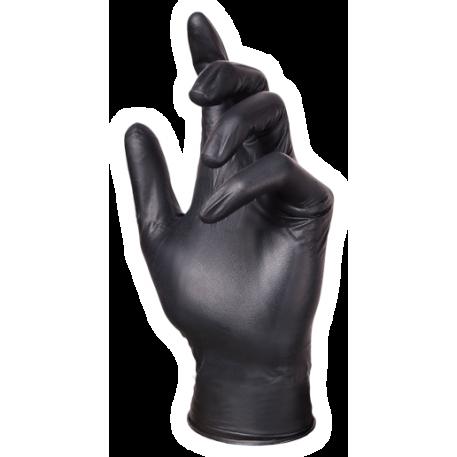 Nitril Handschoenen ZWART | Ebony