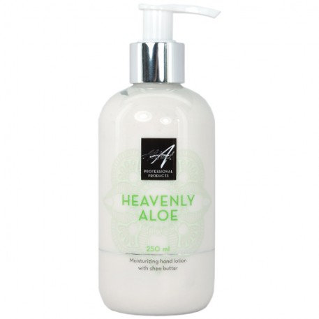 Heavenly Aloe 250ml Handlotion | Abstract