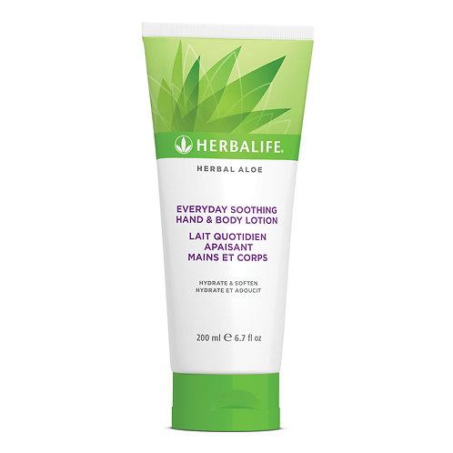 Herbal Aloë Hand en body lotion 200 ml