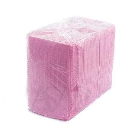 Table Towel Plasty PINK (125 stuks)