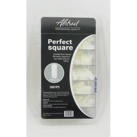 Perfect Square Tips (500pcs/box) | Abstract