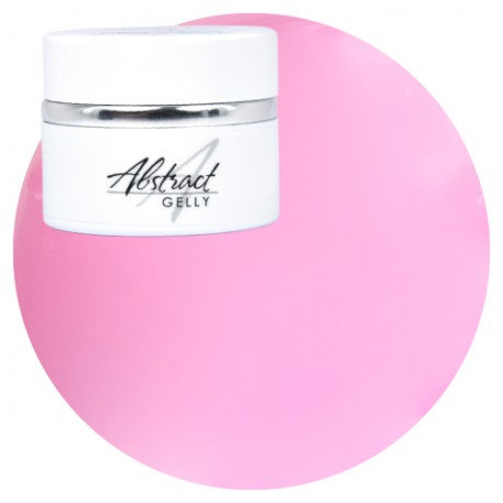 Milky Pink Gelly Gel 15ml | Abstract