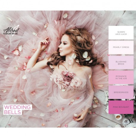 Wedding Bells Collection Plastiline | Abstract